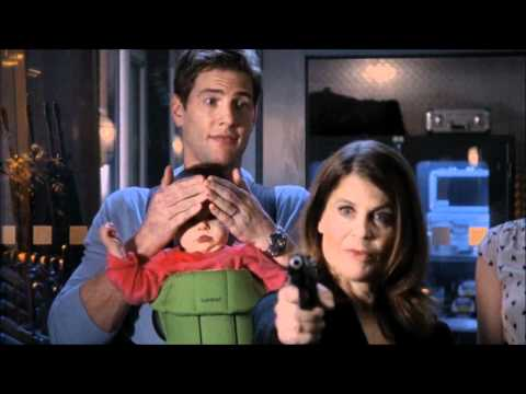 Chuck S05E13 | Ellie's plan to restore Sarah's memory [HD]