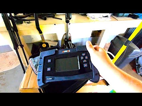 Ancel FX4000 OBD Scan Tool Review! This is NICE!!!