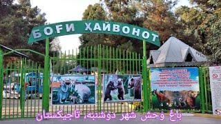 باغ وحش شهر دوشنبه، تاجیکستان | Dushanbe City Zoo, Tajikistan | روزنما | Rooz nooma |