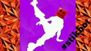 Fortnite breakin emote | stikbot stopmotion |