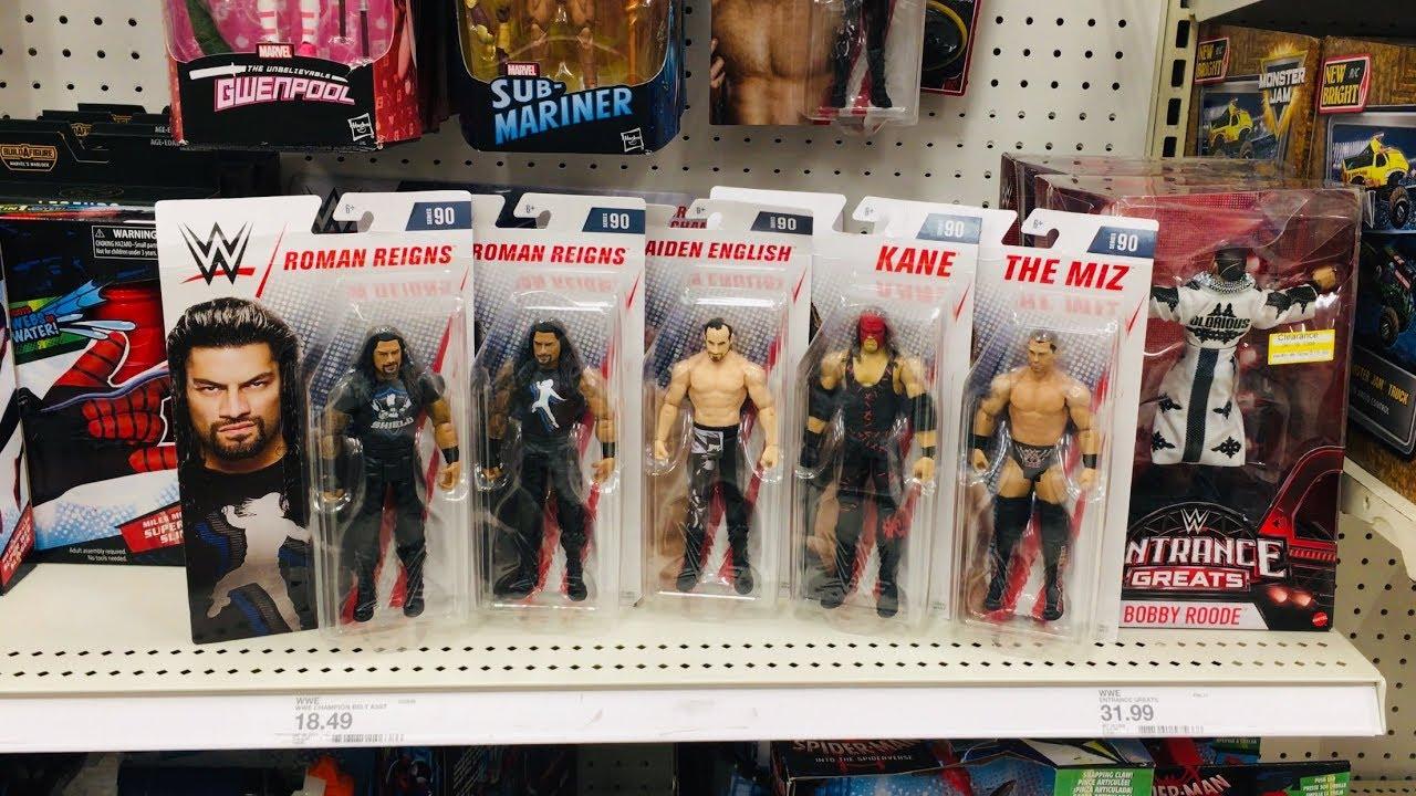 WWE Mattel Roman Reigns Series 90 Basic Figure
