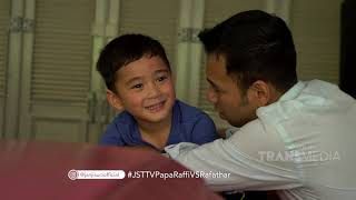 JANJI SUCI - Usil Banget Papa Raffi Gangguin Rafathar Yang Lagi Asik Main (31/8/19) Part 1