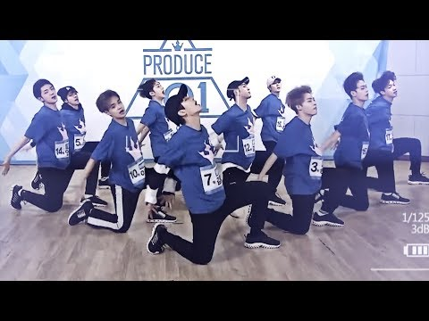 PRODUCE 101 Season 2 - Super Hot Center Position Evaluation EP. 11