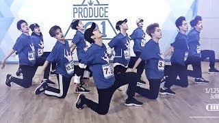 PRODUCE 101 Season 2 - Super Hot Center Position Evaluation EP. 11