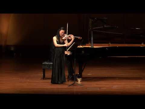 Strauss Violin Sonata Qian Zhou, Ning An