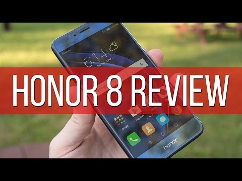 Honor 8 specs - PhoneArena