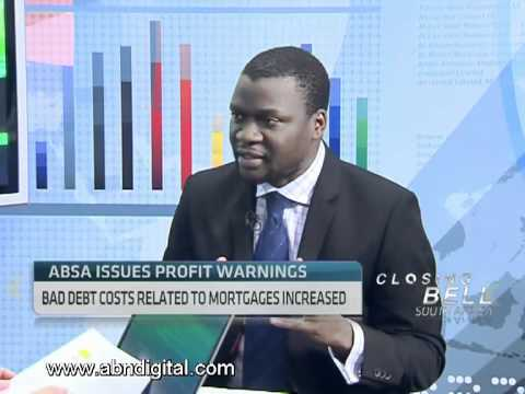 Absa Bank's Profit Warning With Peter Mushangwe