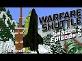Warfare Shuttle Minecraft Nuke vs Illuminati Series 2-5