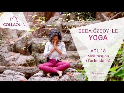 Seda Özsoy İle Yoga | Vol 18 | Meditasyon (Farkındalık)