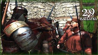 WRATH OF CÚ CHULAINN! - Mount and Blade 2 Bannerlord (Battania) Campaign Gameplay #29