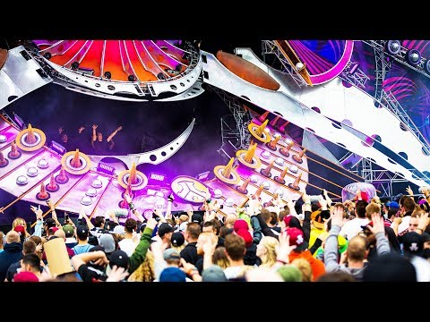 Defqon.1 Weekend Festival 2017 | D-Block & S-te-Fan