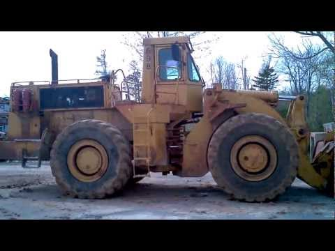 Heavy Equipment Junkyard