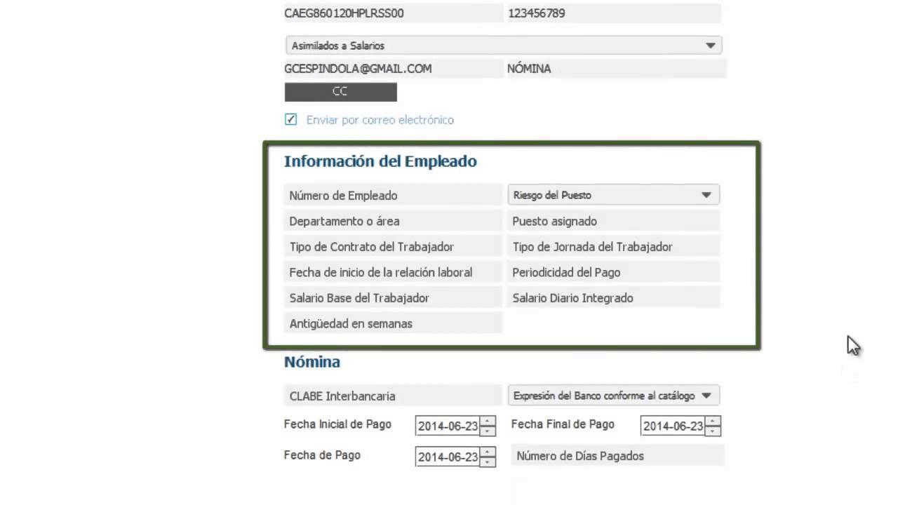 Recibo de nomina recibo de nomina restaurant related for Modelo de recibo de nomina
