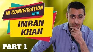 In conversation with Imran Khan | The Digital Hash