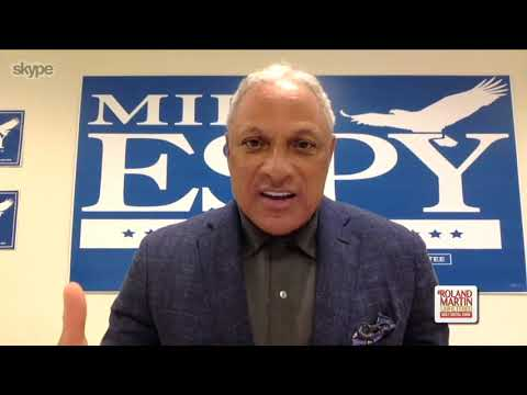 Mike Espy Talks Runoff Election With Cindy Hyde-Smith; Focuses On Core Issues Affecting Mississippi