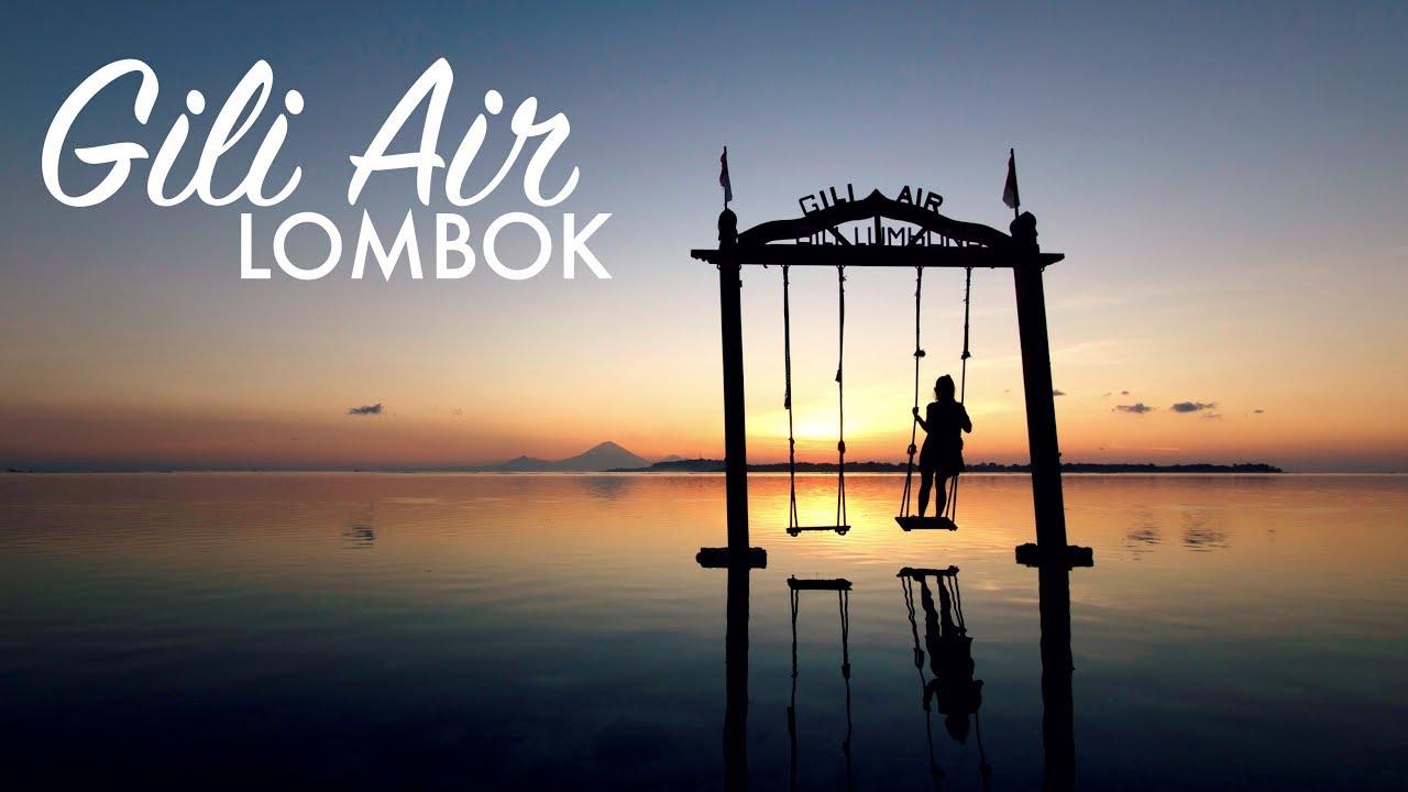 GILI AIR // Lombok, Indonesia - YouTube