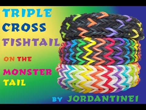 Full Download How To Make The Fishtail With Border On
