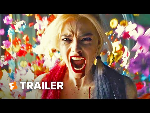 The Suicide Squad Red Band Trailer #1 (2021) | Movieclips Trailers