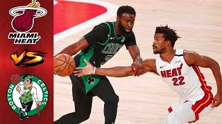 Boston Celtics vs Miami Heat Full Game 4th QTR | Game 5 East Finals | NBA Playoff 2020