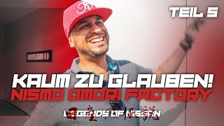 JP Performance - Kaum zu glauben! | NISMO OMORI FACTORY | LEGENDS OF NISSAN | Teil 5
