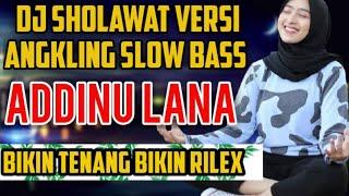 Download Dj sholawat terbaru full bass angklung