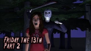 Video Friday the 13th Part 2 | Sims 2 Horror Movie (2015) | Joe Winko download MP3, 3GP, MP4, WEBM, AVI, FLV Agustus 2018