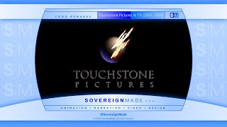 Logo Remake Compilation: Touchstone Pictures (2003-present) by SovereignMade