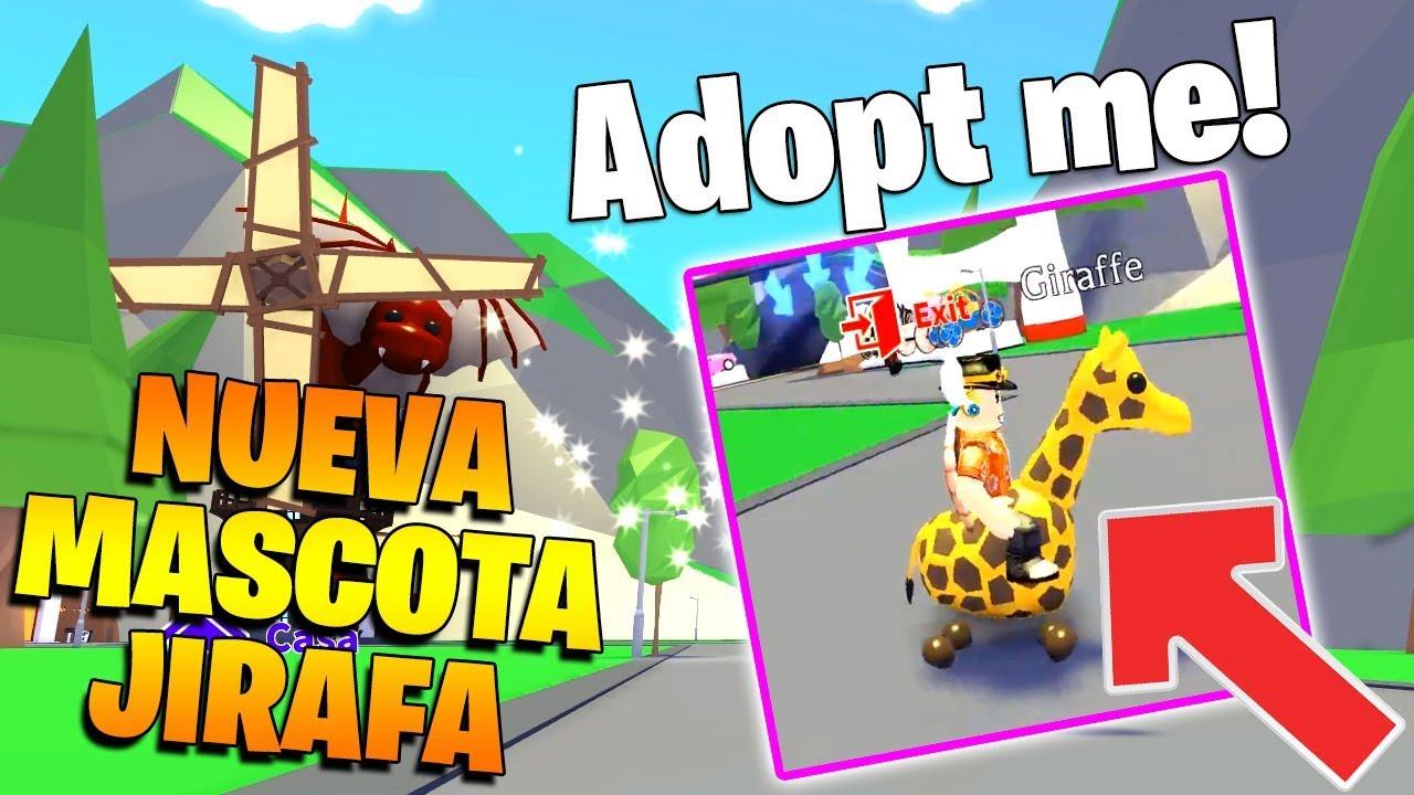 Roblox Adopt Me Wiki Codes Buxgg Real Nuevas Mascotas En Adopt Me Safari Pet Roblox