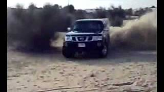 Nissan Patrol tb48 turbo Dubai.wmv