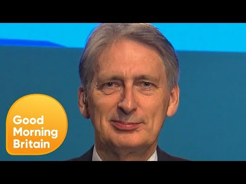Philip Hammond Says Jeremy Corbyn's Proposals are an 'Illusion' | Good Morning Britain