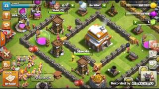 Clash of Clans#1| Atakujemy !!!