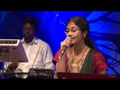 Nadham Enn by Super Singer ALKA AJITH in GANESH KIRUPA Best Light Music Orchestra in Chennai