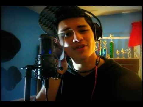 Me Singing I Won't Give Up - Jason Mraz (cover/music video by Chris Salvatore)