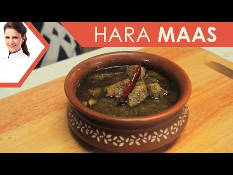 How To Make Hara Maas I Rajasthani Special Recipe I Masterchef India Shipra Khanna