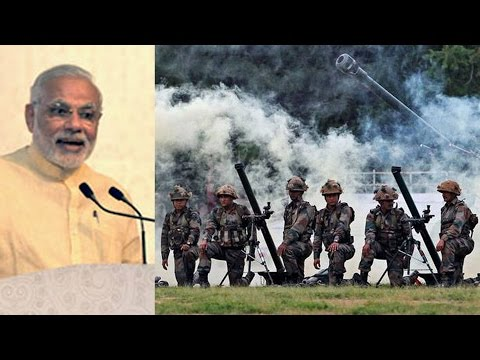 Surgical Strike On Pakistan Terrorist Camps