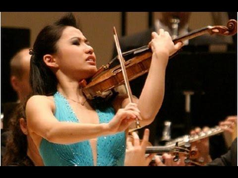 Sarah Chang Plays Sibelius Violin Concerto in D minor, Op. 47