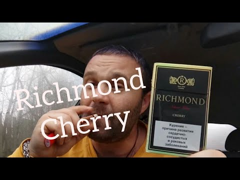 Обзор RICHMOND CHERRY