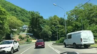 О Лермонтово, LADA, отдыхе в Сочи. FIFA World Cup 2018