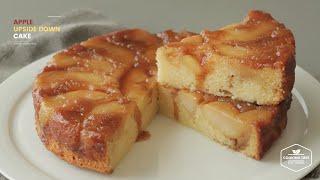 사과 업사이드 다운 케이크 만들기 : Apple Ups…