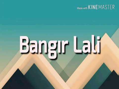 Bangır Lali