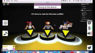 Roblox Fashion Famous ~ w/ Lily & Molly ~