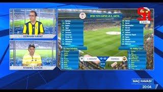 Konyaspor 0-1 Fenerbahçe Maçı Canlı Anlatım | FB TV