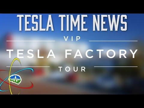 Tesla Time News - VIP's to See Model 3!