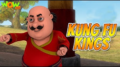 MOTU PATLU movies for KIDS Kung Fu Kings Full Movie