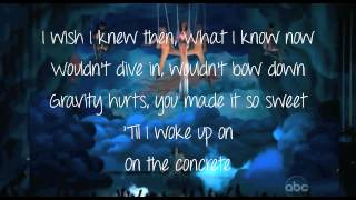 Repeat youtube video Katy Perry - Wide Awake lyrics