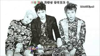 JYJ - So So [hangul / roman / eng sub] MP3