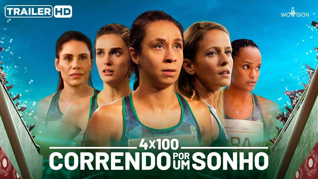 4x100 - Correndo por um Sonho - Trailer Oficial