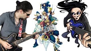 "Kingdom Hearts 2 - Rage Awakened ""Epic Metal"" Cover (Little V)"