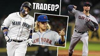 Robinson Cano TRADED!? Noah Syndergaard, Corey Kluber Trade Rumors! MLB Offseason Recap
