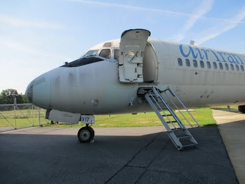 McDonnell Douglas DC 9-30 To Be Auctioned!